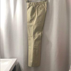 Banana Republic pinstripes trousers pants